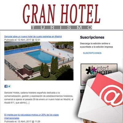 NEWSLETTER GRAN HOTEL