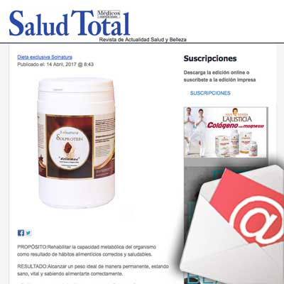 NEWSLETTER SALUD TOTAL