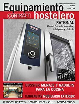 REVISTA EQUIPAMIENTO HOSTELRO 219 DE CURT EDICIONES