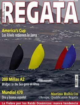 revista Regata 210 de Curt Ediciones