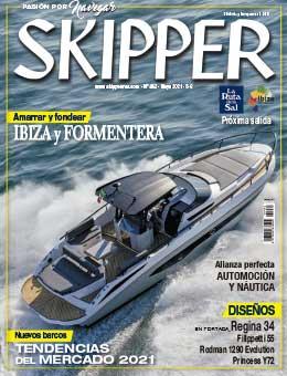 SKIPPER 462 DE CURT EDICIONES