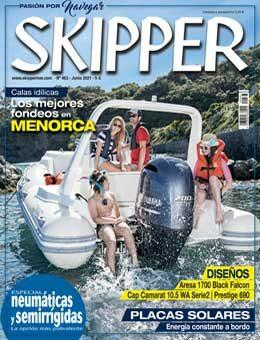 SKIPPER 463 DE CURT EDICIONES