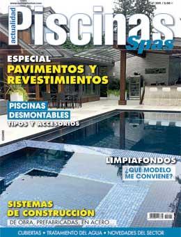 REVISTA PISCINAS 209 DE CURT EDICIONES