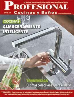 REVISTA Profesional COCINAS Y BAÑOS 80 de CURT EDICIONES