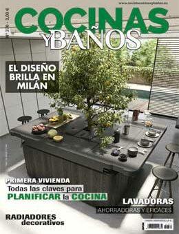REVISTACOCINAS Y BAÑOS 370 de CURT EDICIONES