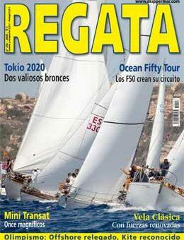 revista Regata 212 de Curt Ediciones