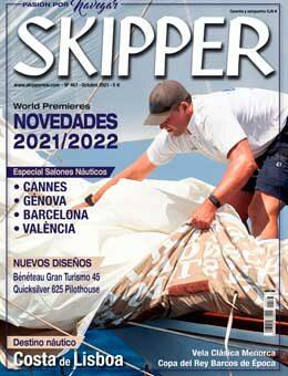 SKIPPER 467 DE CURT EDICIONES