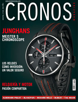 REVISTA CRONOS 196 de CURT EDICIONES