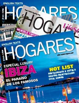 Revista Hogares suscripción impresa