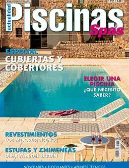 Revista Piscinas de CURT EDICIONES