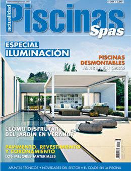 REVISTA PISCINAS 201 DE CURT EDICIONES