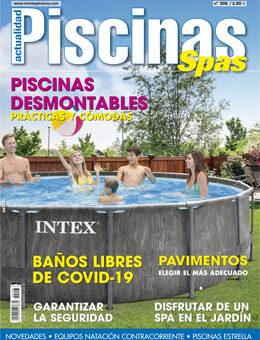 REVISTA PISCINAS 208 DE CURT EDICIONES
