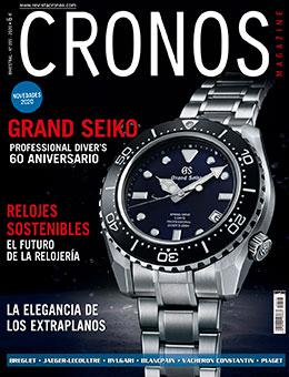 REVISTA CRONOS 195 de CURT EDICIONES