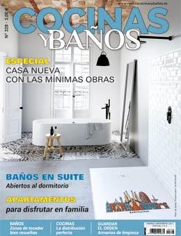 REVISTA COCINAS Y BAÑOS 328 DE CURT EDICIONES