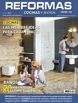 REVISTA COCINAS Y BAÑOS Nº 329 ESPECIAL REFORMAS DE CURT EDICIONES