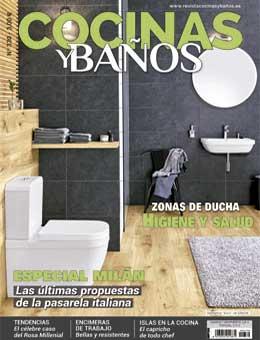 revista cocinasybaños 330 de curtediciones
