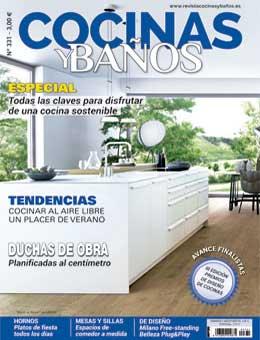 REVISTA COCINAS Y BAÑOS DE CURT EDICIONES