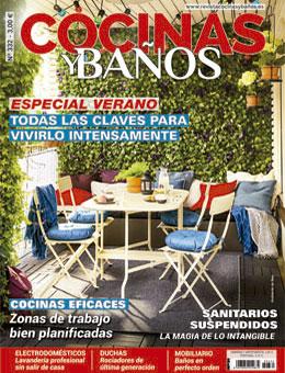 revista cocinas y baños 332 de curt ediciones