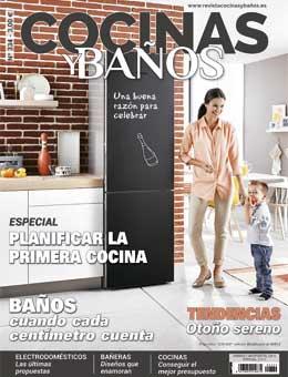 REVISTA COCINS Y BAÑOS 334 DE CURTEDICIONES