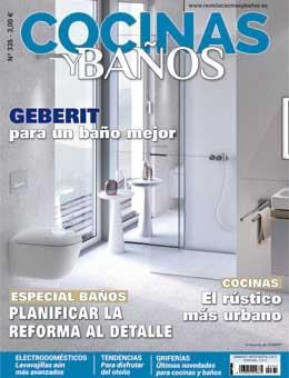 REVISTA COCINAS Y BAÑOS 335 DE CURT EDICIONES