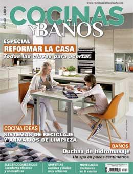 REVISTA COCINAS Y BAÑOS 340 DE CURT