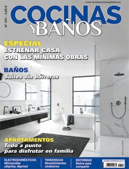 REVISTA COCINAS Y BAÑOS 341 DE CURT