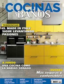 REVISTA COCINAS Y BAÑOS 343 DE CURT