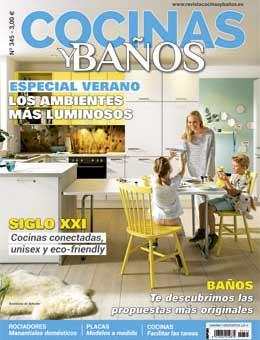 REVISTA COCINAS Y BAÑOS 345 DE CURT