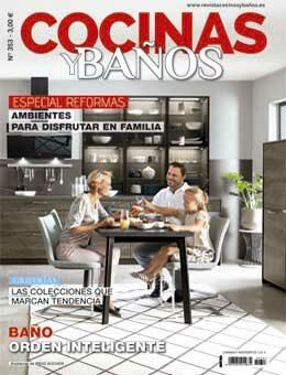REVISTA COCINAS Y BAÑOS 353 DE CURT