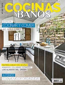 Revista cocinas y baños 355 de CURT EDICIONES
