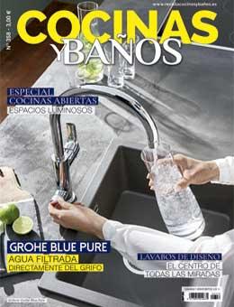 Revista Cocinas y Baños 358 de CURT EDICIONES