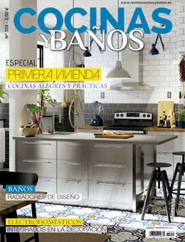 REVISTACOCINAS Y BAÑOS 359de CURT EDICIONES