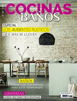 REVISTACOCINAS Y BAÑOS 360 de CURT EDICIONES