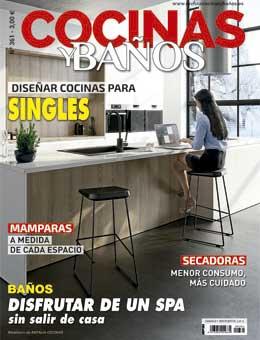 REVISTACOCINAS Y BAÑOS 361-p de CURT EDICIONES