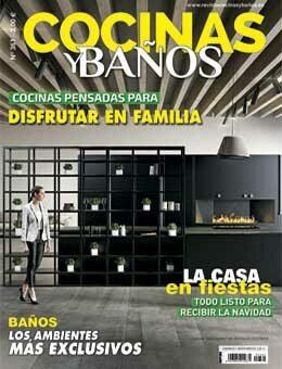 REVISTACOCINAS Y BAÑOS 361 de CURT EDICIONES