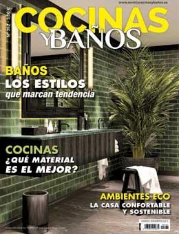 REVISTACOCINAS Y BAÑOS 362 de CURT EDICIONES