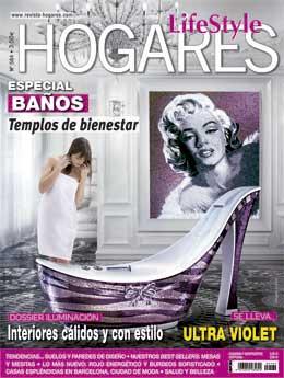 revista HOGARES CURT EDICIONES DECORACIÓN