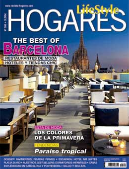 REVISTA HOGARES 586 DE CURT EDICIONES