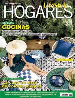 REVISTA HOGARES 600 DE CURT