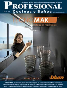 PROFESIONAL REVISTA COCINAS Y BAÑOS 73