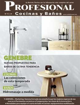 REVISTA PROFESIONAL COCINAS Y BAÑOS DE CURT EDICIONES