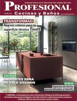 REVISTA PROFESIONAL COCINAS Y BAÑOS 78 CURT EDICIONES