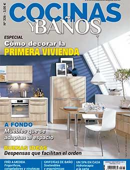 Revista cocinas y baños CIRT EDICIONES