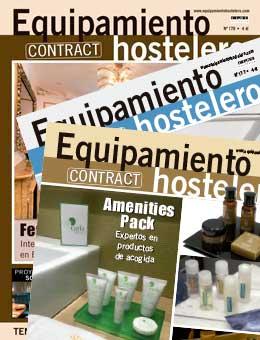 Revista Equipamiento Hostelero Suscripción impresa