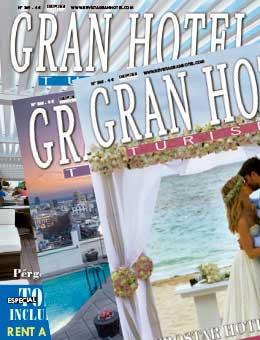 Revista Gran Hotel Suscripción impresa