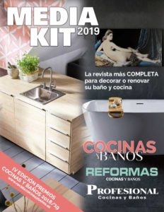 MEDIA KIT COCINAS Y BAÑOS 2019