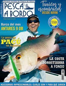 PESCA A BORDO 280 DE CURT