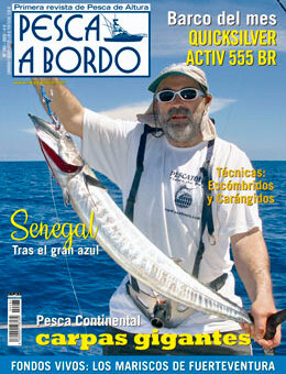 REVISTA PESCA A BORDO 285 de CURT EDICIONES