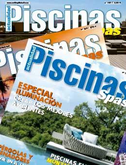 Revista Piscinas Suscripción Impresa