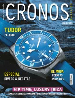 REVISTA CRONOS DE CURT EDICIONES